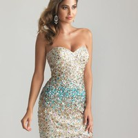 Night Moves 6733 at Prom Dress Shop