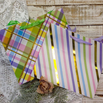 Need it wrapped?  Add a pretty gift bag