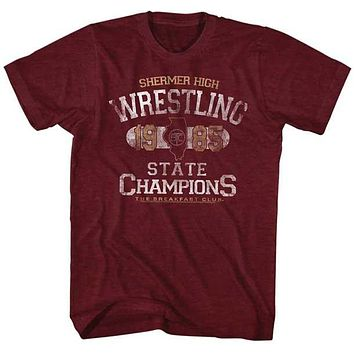 Wrestling State Champs Tee Shirt