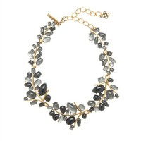 VINE DESIGN COLLAR NECKLACE