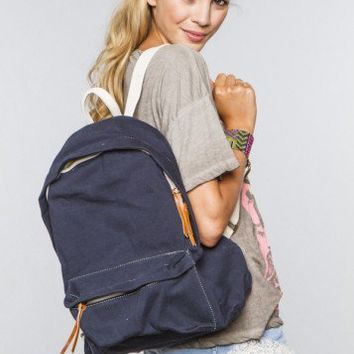 Brandy ♥ Melville |  John Galt Denim Backpack - Bags - Accessories
