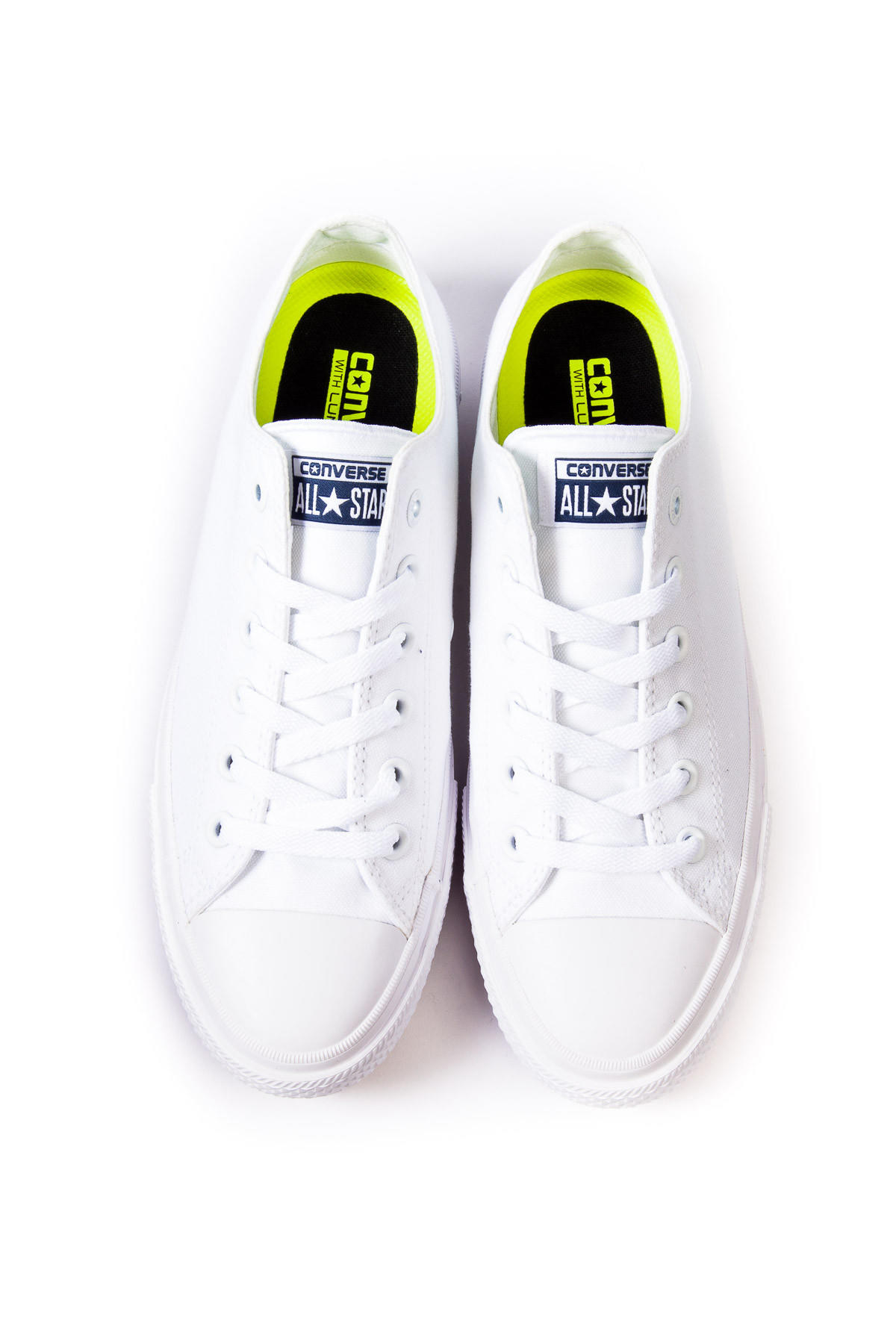 2c48078e1848 Converse Chuck Taylor All Star II White from Probus
