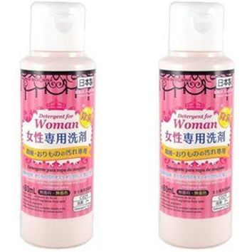 [SET of 2] Daiso Japan Women Underwear Cleansing Lotion Blood Stain Detergent (80ml/2.7 Oz)[Import]