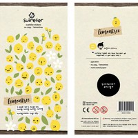 Korea very cute lemon designs decoration paper / pvc sticker / Decorative Label / Multifunction GT161
