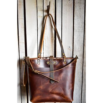 1d42f9fce5 Shop Rustic Leather Purse on Wanelo