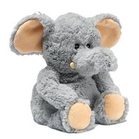 Intelex Cozy Plush Elephant Microwaveable Warmer