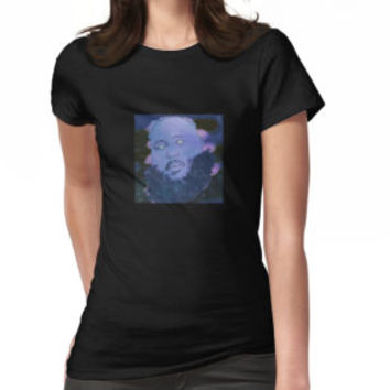 'Action Bronson Galaxy Eyes' T-Shirt by unisize