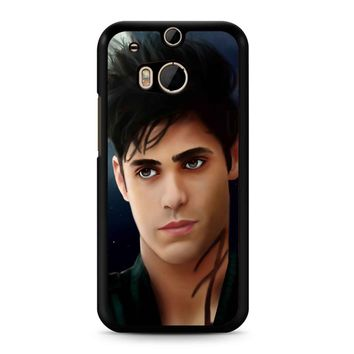 Shadowhunters Alec Lightwood Art HTC M8 Case