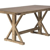 102865 Leclair Counter Height Dining Table