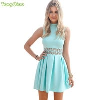 Mint Women Dress