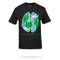 neurodiversity v3.0 Kids' Tee - Black,