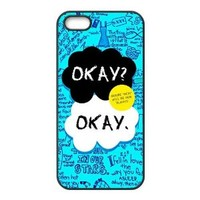 customized Fault in Our Stars for Iphone 5,5s case iphone 5-brandy-140171