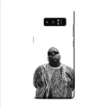 Biggie Smalls Sweater Samsung Galaxy Note 8 case