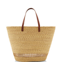 Andree Straw Tote
