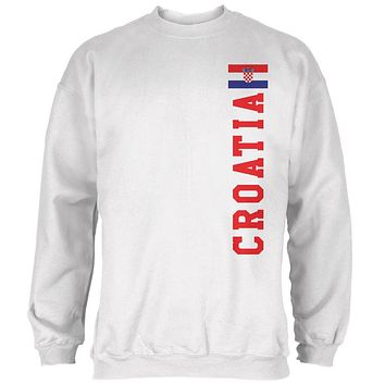 World Cup Croatia Mens Sweatshirt