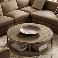 Martens Round Table Collection | Restoration Hardware