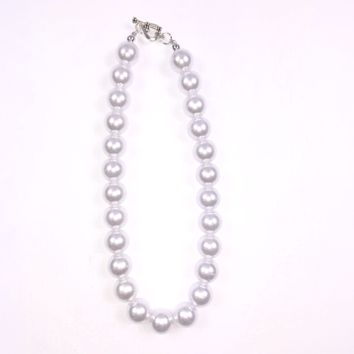 RTS Pearl Chunky Necklace