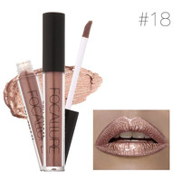 Soft Matte Lip Cream Lip Gloss waterproof Liquified Matte Long Wear Lipstick LipGloss PY6