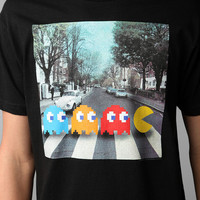 Pac-Man Abbey Road Tee