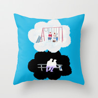 The Fault in Our Stars #6 Throw Pillow by Anthony Londer | Society6
