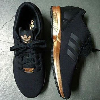 Adidas ZX Flux Fashion Women Running Sport Casual Shoes Sneakers