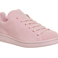 Adidas Stan Smith Prime Knit Semi Pink Glow - His trainers