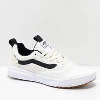 Vans UltraRange Rapidweld Marshmallow & White Shoes | Zumiez
