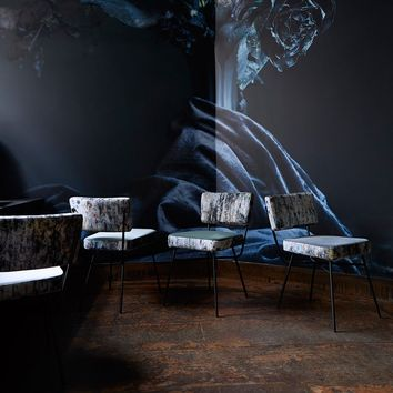 Elettra Dining Chairs in Martyn Thompson Studio Drippy, Set of 4 | Martyn Thompson Studio | The Future Perfect