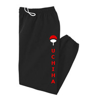 Naruto Unicha Fan Name and Crest Sweatpants