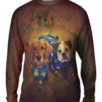 Twin Dogs Pajamas