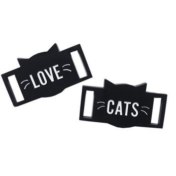 Love Cats Lace Locks