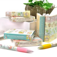 Sumikko Gurashi Deluxe Notepad with Stickers | Notepads