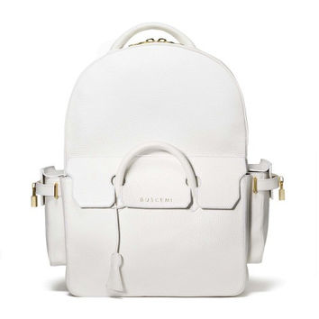"Buscemi ""White Out"" Back Pack"