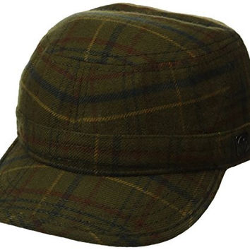 Pistil Designs Men's James Hat, Olive, One Size