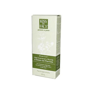 Kiss My Face Break Out Botanical Acne Gel - 1 fl oz