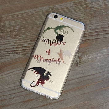 iPhone Mother of Dragons Case