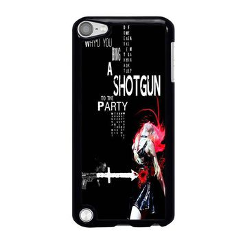 THE PRETTY RECKLESS QUOTES iPod Touch 5 Case Cover