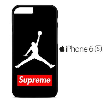 Supreme Air Jordan iPhone 6S Case