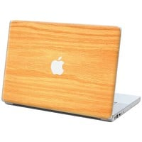 """Red Oak 2 """"Protective Decal Skin"""" for Macbook 15"""" Laptop"""