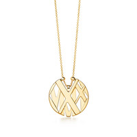 Tiffany & Co. - Atlas®:Round Pendant