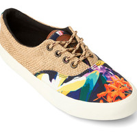 INKKAS 2015 Flora Burlap Oxford Shoes - Womens | INKKAS Global Footwear