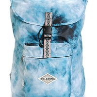 Billabong Sister Solstice Tie Dye Backpack