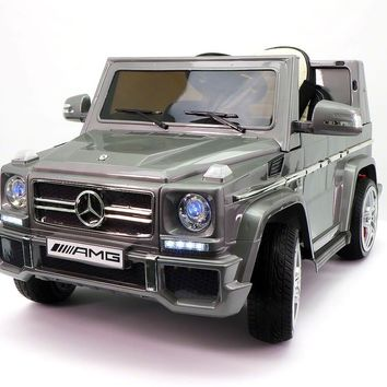 Mercedes G65 Truck AMG 12V Kids Ride-On Car With Parental Remote