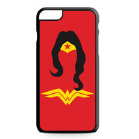 Wonder Woman Amazon Princess iPhone 6 Plus case