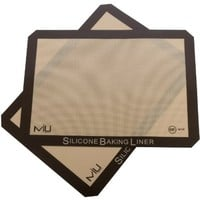 Silicone Liner 2-Pack Cookie Sheet Size - MIU #99121