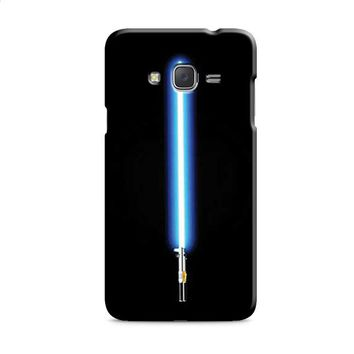 Stars Wars lightsaber blue Samsung Galaxy J7 2015 | J7 2016 | J7 2017 Case