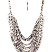 Western-Inspired Chain Necklace