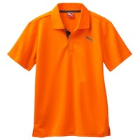 PUMA Solid Performance Polo - Boys