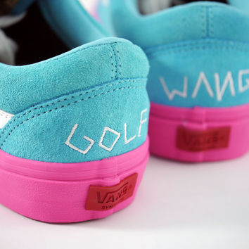 "Vans Syndicate x Odd Future ""Golf Wang"" Pack"