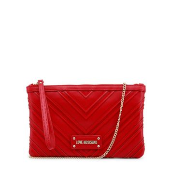 Love Moschino Women Red Clutch bags